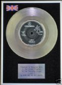 "GERRY & THE PACEMAKERS - 7"" Platinum Disc - I LIKE IT"